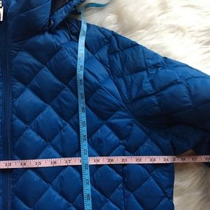 Lands' End Jackets & Coats - Lands End 1x down feather quilted puffer coat